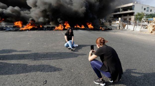 مظاهرات لبنان: وتطوراتها